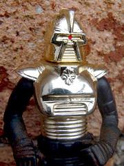 Cylon Centurian Leader (The Moog Image Dump) Tags: cylon centurian leader mattel 1978 vintage toy figure battlestar galactica