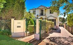 108 Braeside Street, Wahroonga NSW