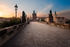 Charles Bridge-Praha (jo.haeringer) Tags: praha prague bridge charlesbridge fuji xt2 sunrise