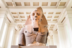 AFS-2017-07693 (Alex Segre) Tags: ramessesii pharaoh britishmuseum museums british museum inside interior interiors history historical pharaohs statue statues granite head heads artifact artifacts antiquity antiquities exhibit exhibits ancient egyptian egyptology london uk england britain english europe european nobody in a alexsegre