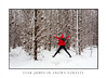 Zest for Life Jump for Joy! (sugarbellaleah) Tags: exuberant jump jumping woman female freedom nature pinetrees pineforest forest snowing people active starjump zestforlife love happiness success fun amazing landscape outdoors countryside rural winter jacket beanie scene travel tourism australia goodtimes