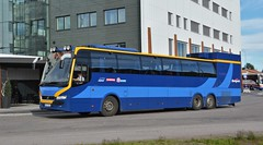 Gällivare, Centralplan 24.06.2018 (The STB) Tags: bus autobus autobús busse publictransport öpnv transportepúblico buss bussar kollektivtrafik sweden sverige