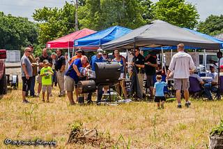 Memphis Railfans Summer Cookout | CN Junction