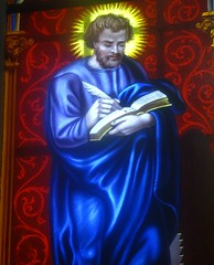[63190] Redbourne : St Simon (Budby) Tags: redbourne lincolnshire church churchesconservationtrust window stainedglass