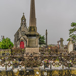 THIS IS THE NEW CEMETERY, BOHERMORE [SOME OBJECTED WHEN I ONCE DESCRIBED AS A VICTORIAN CEMETERY]-141368 thumbnail