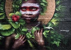 Dale Grimshaw 2018 (Frederique Triffaux) Tags: pentaxk1 londres streetart pentaxart africaine england royaumeuni gb
