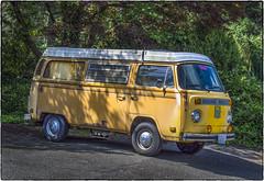 Late Bay Camper (NoJuan) Tags: microfourthirds micro43 m43 mirrorless olympusep5 panasonic35100 volkswagen vw vwbus vwtype2 westfalia camper