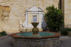 Serenity (rschnaible) Tags: carmel by sea mission old historic history adobe fountain building architecture