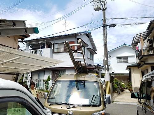 大阪地震 画像21