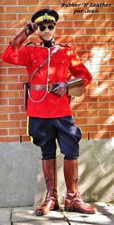 RCMP GRC Red Serge