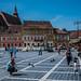 2018 - Romania - Brașov - Town Hall Square - 2 of 2