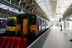 150_218-04 (Ian R. Simpson) Tags: 150218 150106 class150 sprinter dieselmultipleunit train arriva northern westcoastmainline wcml