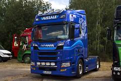 """Scania R NextGen """" AISSALE """" (D) (magicv8m) Tags: tir trans transport lkw truck treffen bautzen 2018"""