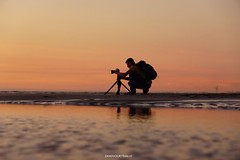 DSC02365 (ZANDVOORTfoto.nl) Tags: beachlife strand zandvoort aan zee sunset zonsondergang