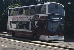 Lothian Buses 835 SK07 CBV (CYule Buses) Tags: