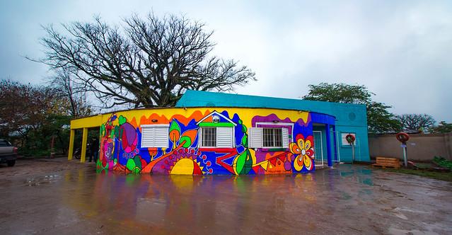 Reinauguración Centro Comunitario La Cartujana | JUL 2018