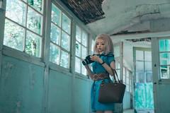 (mimiau_m) Tags: bjd asian doll outdoors zaoll luv abandoned hospital recast