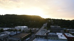 Oregon City Sunset (Curtis Gregory Perry) Tags: oregoncity oregon sunset video time lapse cloud sky nikon d810