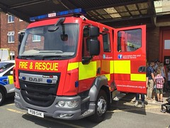 6015 - LFRS - PO18 SVK - 36426802 (2) (Call the Cops 999) Tags: uk gb united kingdom great britain england north west 999 112 emergency service services vehicle vehicles frs fire and rescue lfrs lancashire preston station open day 2018