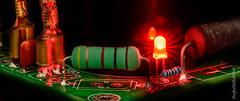 Power Supply Macro (PerfectStills) Tags: resistor board d850 powersupply macro powered ireland macromonday photography led insideelectronics jul18 perfectstillscom aubreymartin pcb perfectstills pass f5 passf5 capacitor monday inside electronics