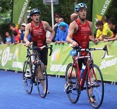 Campeonato España Triatlón Sprint Banyoles (Girona) Acuatlon TeamClaveria 24
