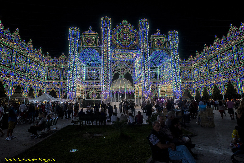 The world 39 s best photos of festa and luminarie flickr for Luminarie puglia