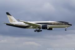 Equatorial Guinea Government Boeing B777 P4-SKN (Vasily Kuznetsov) Tags: planespotting svo sheremetyevo spotting uuee p4skn boeing b777