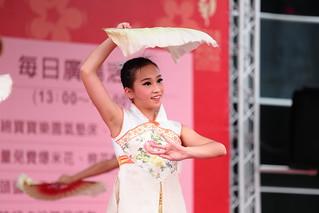 IMG_2707M 臺中市豐原區葫蘆墩文化中心廣場 2018傳統藝術節 蘭陽舞蹈團