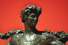 """""""Dionysos"""", 1920, Paul Landowski (1875-1961), Musée des Années 30, avenue André Morizet, Boulogne-Billancourt, Hauts-de-Seine, Île-de-France, France. (byb64 (en voyage jusqu'au 26)) Tags: boulognebillancourt hautsdeseine îledefrance france francia frankreich parigi paris europe europa eu ue années30 thirties musée museo museum muséedesannées30 sculpture escultura landowski paullandowski artdéco statue estatua statua bronze bronce dionysos"""