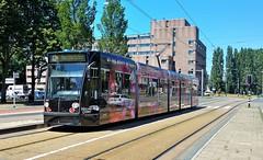 Gokje wagen wagen (Peter ( phonepics only) Eijkman) Tags: amsterdam city combino gvb tram transport trams tramtracks trolley rail rails streetcars strassenbahn netherlands nederland nederlandse noordholland holland