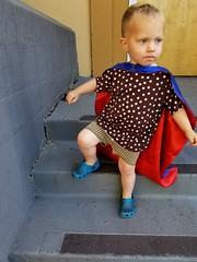 Bold (quinn.anya) Tags: paul toddler superhero cape captainamerica bold