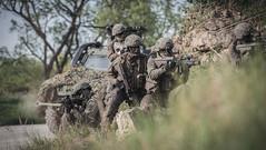 Fähnriche bei der Gefechtsausbildung (Bundesheer.Fotos) Tags: bundesheer austrian army soldiers soldaten militärakademie
