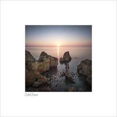 Sunrise at beautiful Lagos (Charlie Pragnell) Tags: longexposure longexposuretimes squareformat olympusuk olympusomdem5markii fineartphotography wwwcharlespragnellphotographynet sunrise long exposure