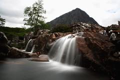 Buachaille Etive Mor (aj.photos1) Tags: buachaille etive mor water waterfall scotland glen coe glencoe glenetive highland highlands nd filter 1000 photography photo
