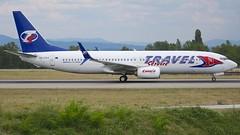 OK-TVT (Breitling Jet Team) Tags: oktvt travel service euroairport bsl mlh basel flughafen lfsb