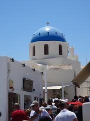 Oia_Jill_Ion-072018_003 (Jill_Ion) Tags: oia santorini thira greece jillion july july2018 2018 greekorthodox church religion