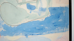 Frankenthaler, Mountains and Sea (detail)