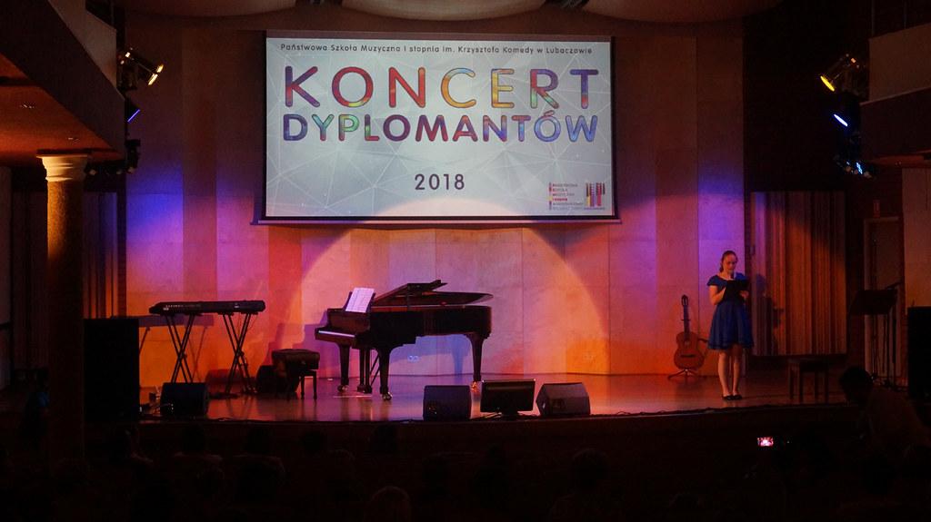 Koncert Dyplomantów - 21.06.2018