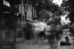 Despair. (Andrés Gallego) Tags: nikon d750 tamron 70200 madrid homless vaganundos despair desesperacion needy necesity humanbeing egoismo sociedad people loneliness blackandwhite bnw bw blancoynegro monochromatic