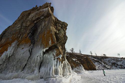 Mountain face :) Baikal ©  pavel.polyanov
