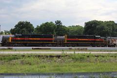 IAIS 153 (CC 8039) Tags: iais trains sd38 silvis illinois