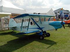 G-BGPI Plumb BGP-1 Biplane (johnyates2011) Tags: laarally2017 laarallysywell2017 sywell plumb plumbbgp1biplane gbgpi