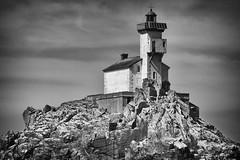 Phare de Tévennec (Papyricko) Tags: 29 finistère penarbed iroise bretagne breizh sein razdesein phare balise enezsun tévennec