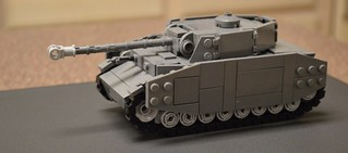 Panzer IV With Side-Skirts