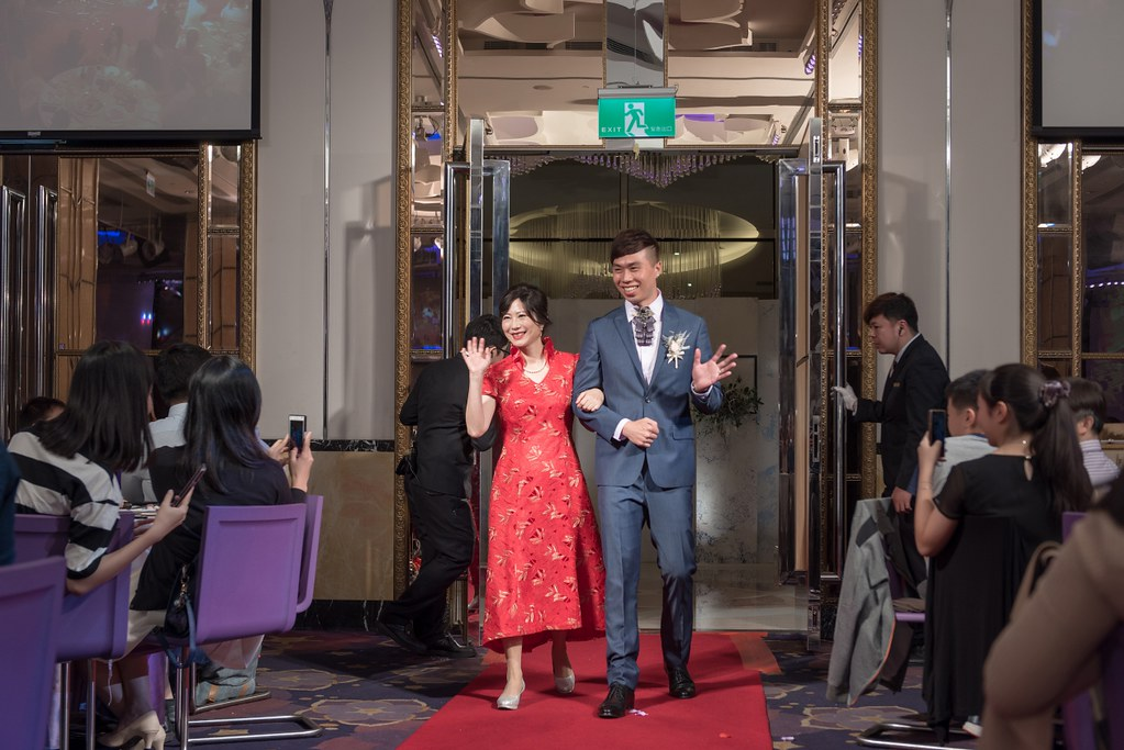 新店頤品大飯店婚攝|Wei&Lin