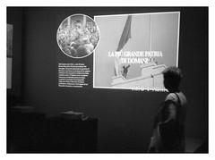 propaganda (MarcoBertarelli) Tags: bw monochrome monochromatic show woman propaganda museum padova padua moment contrast history close