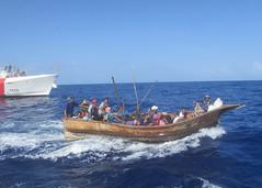 Coast Guard, CBP interdict 28 migrants north of Havana (Coast Guard News) Tags: coastguard havana cuba cbp interdiction migrants cu