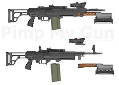 CT Type 33 (TYPH) (gunnarriggs) Tags: pimpmygun fictional firearm