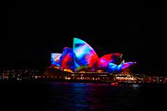 Vivid all the way. (mayumi.428) Tags: vivid sydney pretty colorful night lights