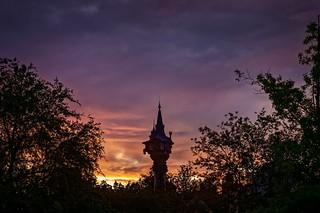 Rapunzels tower, Magic Kingdom